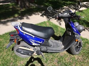2008 Yamaha Scooter