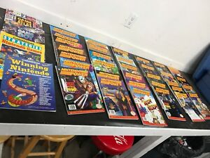 Nintendo Power Magazines