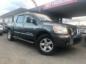 2006 Nissan Titan V8 4x4 Finance Me Today!