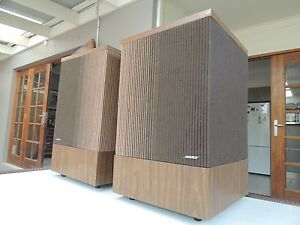 Bose 501 Direct/Reflecting speakers Lutwyche Brisbane North East Preview