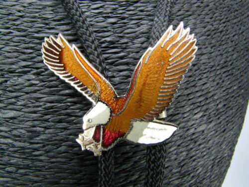FOE BOLO Cloisonne Pin FRATERNAL ORDER OF EAGLES F.O.E. ORDER Soaring Eagle Claw