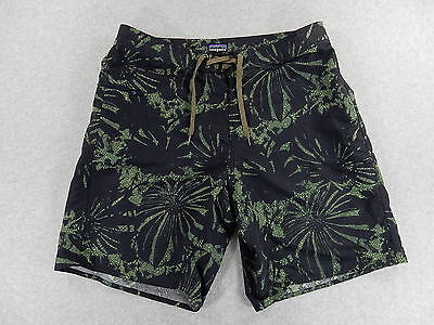 0bf90caefb Patagonia Nylon Swim Surf SUP Cargo Board Shorts (Mens 36) Blue/Green