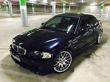 BMW E46 m3 Melbourne CBD Melbourne City Preview
