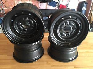 Steel Rims Brand New