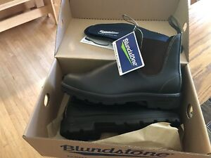 Blundstone 500 Spout Brown New In Box
