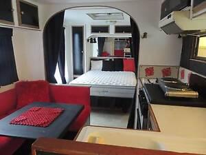 Caravan for rent Paget Mackay City Preview