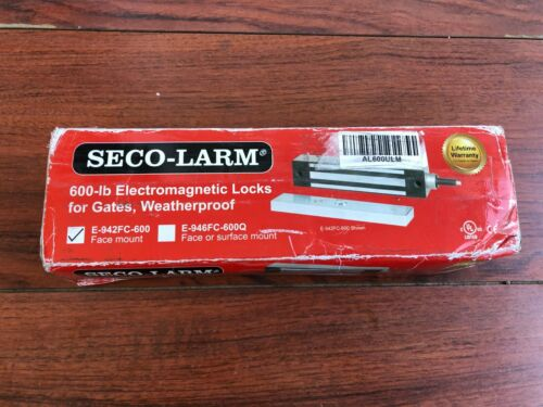 New Seco-Larm E-942FC-600  Electromagnetic Gate Lock