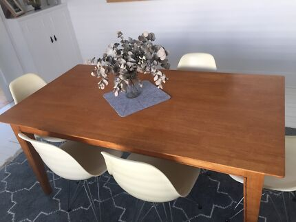 Solid Timber Dining Table