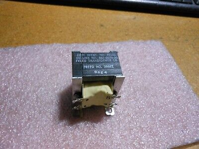 Freed Rockwell Transformer  667-0076-00 Nsn 5950-00-764-1089 36662