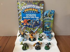 Skylanders : swap force Lot 1
