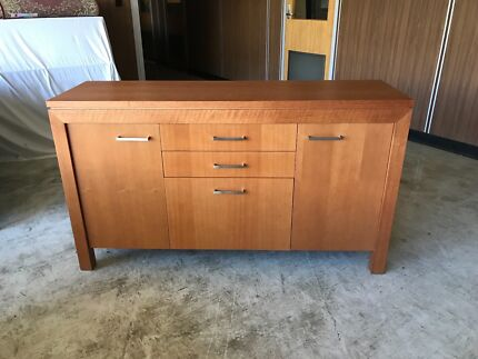 Solid Wood Buffet Lonsdale Morphett Vale Area Preview