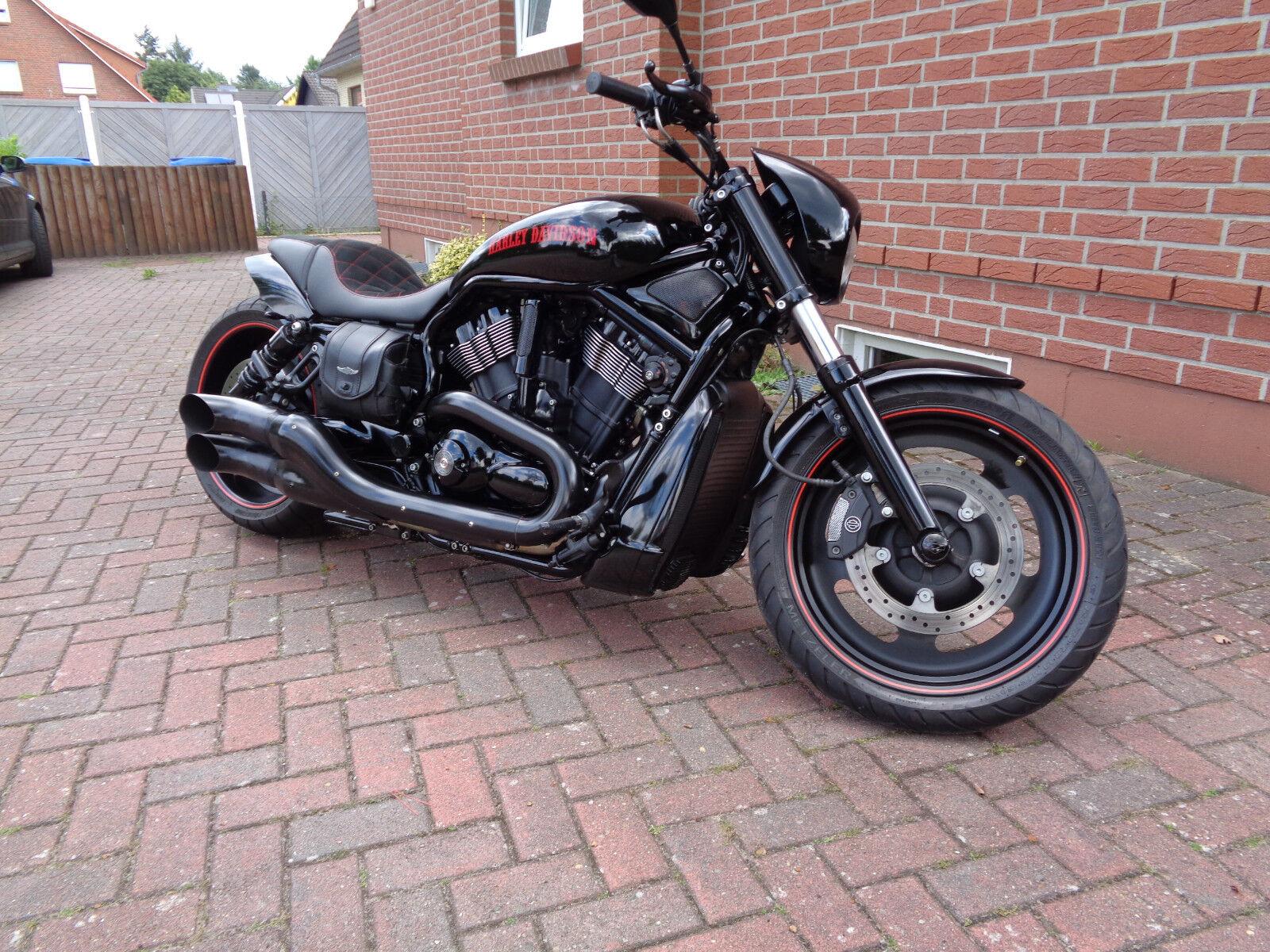 Harley Davidson VRSCDX Night Rod Special Custom 260 Reifen