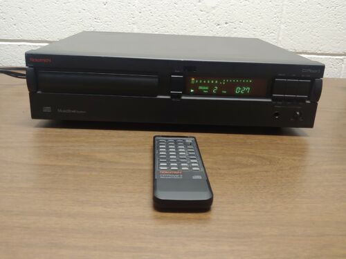 Rare Nakamichi Model CD Player 3 - 7 Disc Changer with Remote Control - 1990