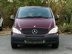 09 T/Diesel Auto 9Seater Vito Van/Minivan
