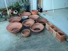 Large Selection of Terracotta Pots Deception Bay Caboolture Area Preview