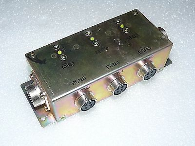 Dainippon Screen Control Gepi-001 With Pcn And Nfb Connections New