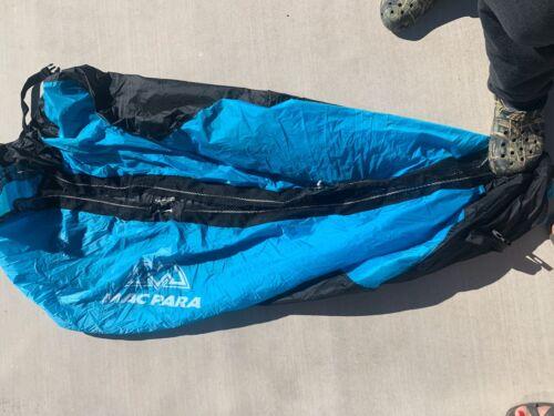 MacPara Stuff Sack Quick Pack bag Paragliding Paraglider Wing