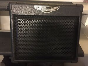 Traynor TVM-10 battery (rechargeable) powered amp/monitor