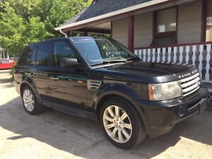 2008 Range Rover Supercharge
