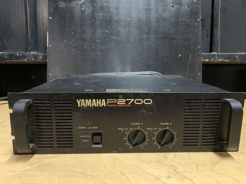 Yamaha P2700 Power Amplifier
