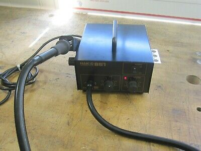 Hakko 851-2 Soldering Smd Rework Station Esd Safe Pencil Hot Air