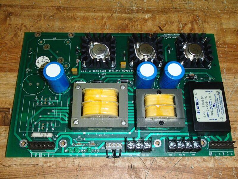 Ingersoll Rand Power Supply Circuit Board 93977650 _ 9397765O _ PCB