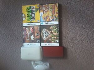 Gently used Nintendo DS with 5 game's, plus accessories $50