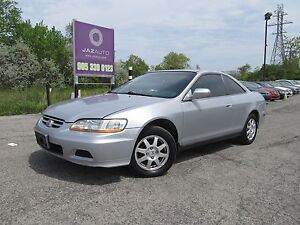 2002 Honda ACCORD SPECIAL EDITION CLEAN CAR PROOF SUNROOF HEATED