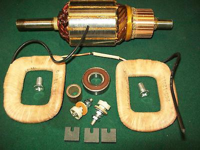 Allis Chalmers B C Ca Delco 1101357 Generator Field Coil Armature 12 Volt Kit