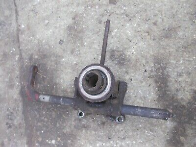 Farmall H Tractor Clutch Throw Out Throwout Bearing Pivot Shaft