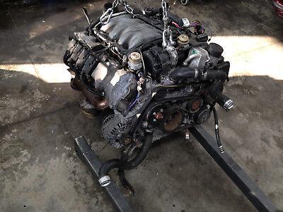 W211 E500 Motor M113, gebraucht gebraucht kaufen  Birkachhof
