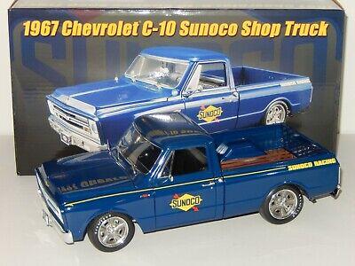 1:18 Scale Acme/GMP 1967 Chevrolet C-10 Sunoco Shop Truck, Part # A1807211