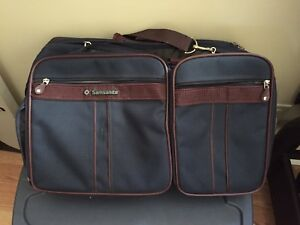 Samsonite soft luggage bag
