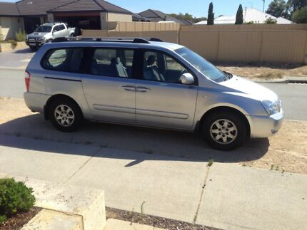 2006 Kia Grand Carnival Butler Wanneroo Area Preview