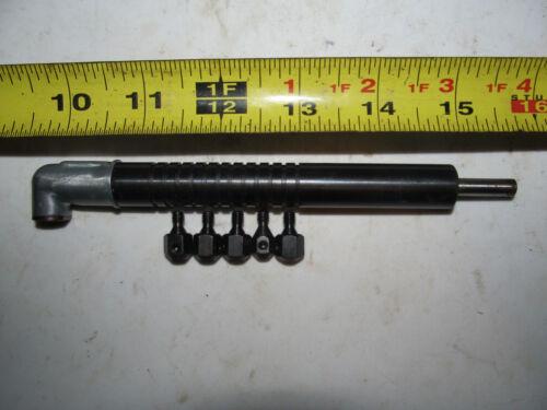 Aircraft tools Zephyr 90 degree drill attachment 10/32 # ZT417D-10