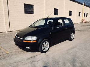 Safetied!! ONLY 141,000 Kms!! 2007 Chevrolet Aveo