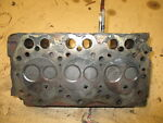 JOHN DEERE 330 332 655 DIESEL ENG CYLINDER HEAD AM picture