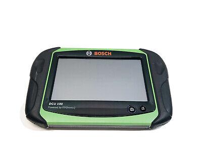 Bosch HD DCU 100 Truck Kit Diagnostic Tool Scanner ESI[tronic]
