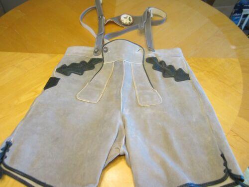 Vintage Haelson Lederhosen Size 36