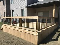 RAMCON - CUSTOM FENCE AND DECK