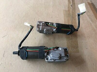 87-92 OEM Cadillac Allante Convertible top front pull down motor left & right