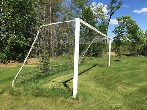 Soccer Regulation Goal Posts