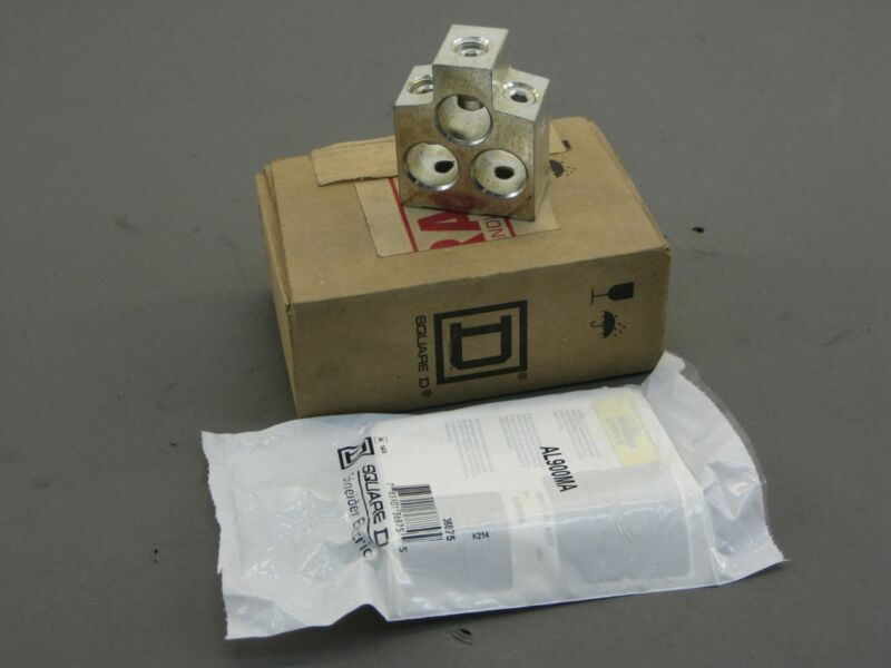 Square D AL900MA M Frame, Type AL, Lug Terminal Kit - NEW Surplus!