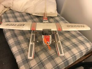 Electric rc plane