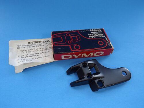 Dymo Tapewriter Corner Rounding Accessory for M-29 Tapewriter NOS in Box