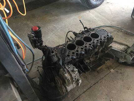 Gq 4.2 turbo Diesel complete motor