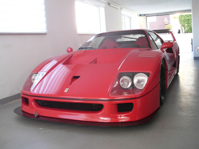 Ferrari F40 / LM Package/Michelotto
