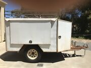 Work / camping trailer Golden Bay Rockingham Area Preview