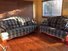 3 Seater + 2 Seater Lounge Suite Green Point Gosford Area Preview