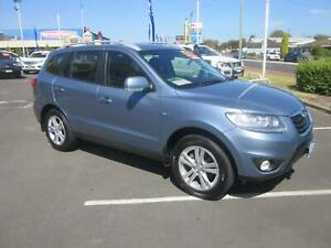 2010 Hyundai Santa Fe HIGHLANDER AWD 7 Seater Wagon West Busselton Busselton Area Preview